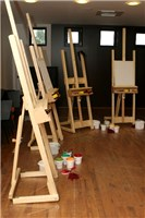 Easels, Field Sketch Boards & Artist Box