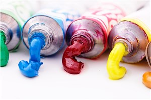 Paint & Mediums - Model Paints