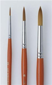 Art Spectrum Golden Nylon Brushes
