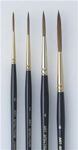 Art Spectrum Linemaster Brushes