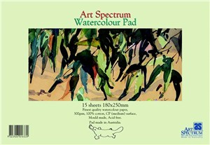 Art Spectrum Water Colour Pads