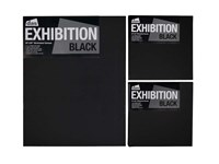 DAS Exhibition Black Canvas