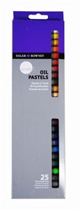 Daler-Rowney Simply Oil Pastel Sets