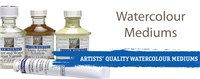 Daler-Rowney Water Colour Mediums