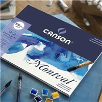Canson Montval Watercolour Paper & Pads