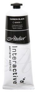 ATELIER 80ml CARBON BLACK