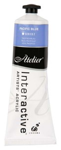 ATELIER 80ml PACIFIC BLUE