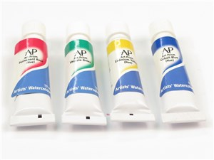 AS ART PRISM W/COL BURNT SIENNA 10ML