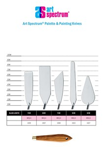 AS PAINTING KNIFE 1027