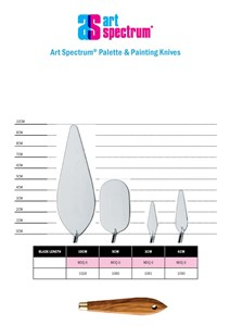 AS PAINTING KNIFE 1028