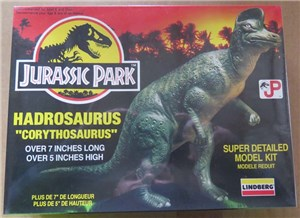 HEDROSAURUS MODEL KIT
