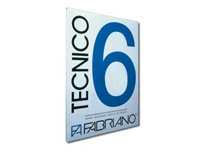 TECHNICO 6 PAD A4 240g SMOOTH (20sheet)