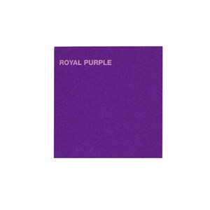 CANFORD CARD IMP ROYAL PURPLE
