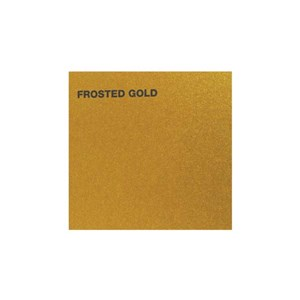 CANFORD CARD IMP FROSTED GOLD