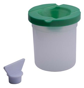 das NON-SPILL POTS COMPLETE with STOPPER