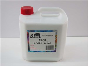 DAS PVA CRAFT GLUE 2ltr
