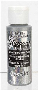 GLAMOUR DUST 2oz SILVER BLING