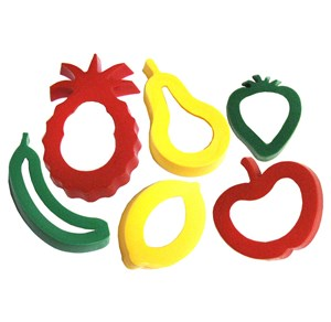 Fruit Cutters (6)