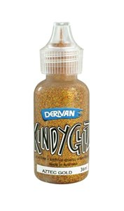 DERIVAN KINDY GLITZ 5 X 36ML AZTEC GOLD