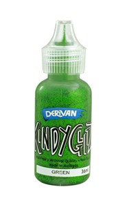 DERIVAN KINDY GLITZ 5 X 36ML GREEN