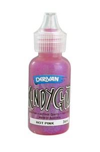 DERIVAN KINDY GLITZ 5 X 36ML HOT PINK