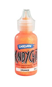 DERIVAN KINDY GLITZ 5 X 36ML ORANGE