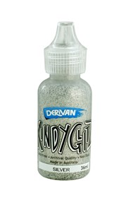 DERIVAN KINDY GLITZ 5 X 36ML SILVER