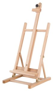 LARGE TABLE EASEL (BEECH)