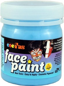 FAS PRO FACE PAINT 120ml SKY BLUE