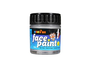 FAS PRO FACE PAINT 30ml SILVER