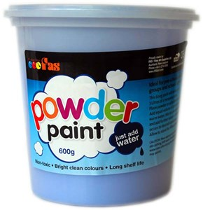 FAS SCHOOL TEMPERA POWDER 600gm ULTRA