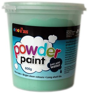 FAS SCHOOL TEMPERA POWDER 600gm LEAF