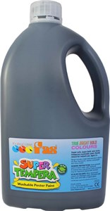 FAS SUPER TEMPERA 2LTR BLACK