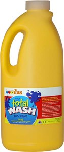 FAS TOTAL WASH 2LTR COOL YELLOW