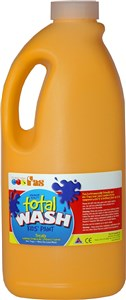 FAS TOTAL WASH 2LTR WARM YELLOW