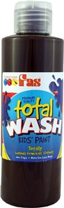 FAS TOTAL WASH 250ML BROWN