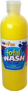 FAS TOTAL WASH 250ML WARM YELLOW