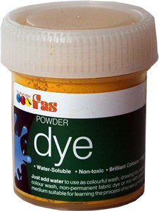 FAS WATERSOLUBLE DYE 30gm LEAF