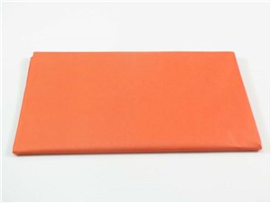 TISSUE PAPER 10sht ORANGE 500x750mm