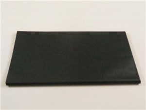 TISSUE PAPER 10sht BLACK 500x750mm