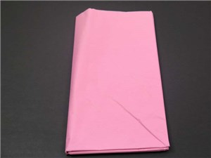 TISSUE PAPER 10sht PALE PINK 500x750mm