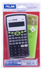 Milan Calculator 240 Function Scientific