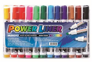 MUNGYO WBOARD MARKER SET OF 12