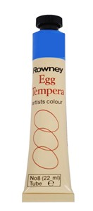 ROWN EGG TEMPERA 22ml INDIAN RED