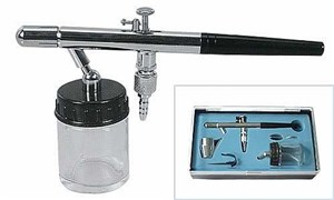 ARTLOGIC AIRBRUSH DOUBLE ACTION SIPHON